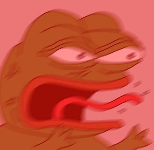 Pepe the frog - REEEEE - студенческий юмор, приколы про учебу - Календарь Шуток